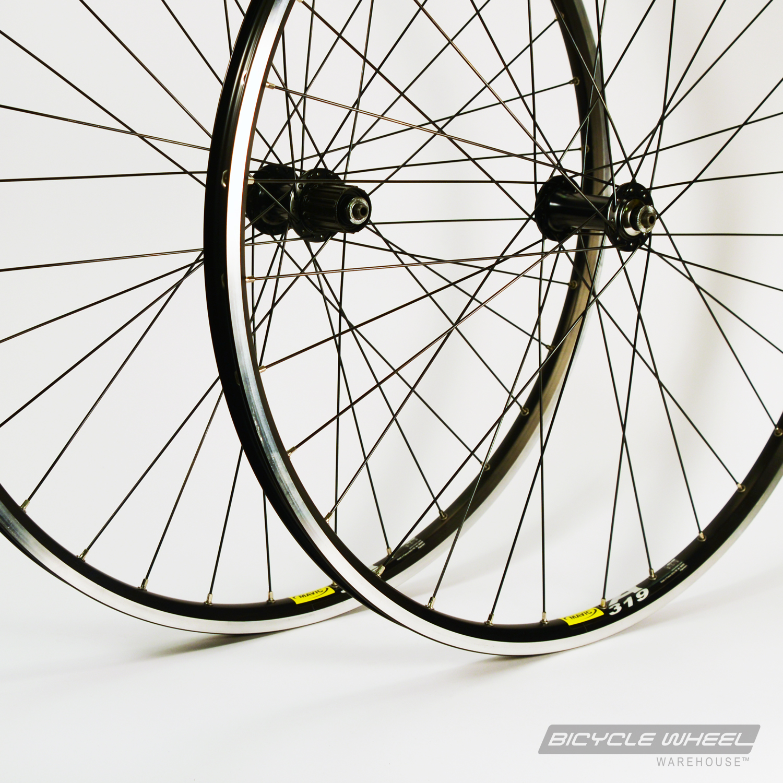 Mavic A319 Road Shimano 105 700c Wheel Set