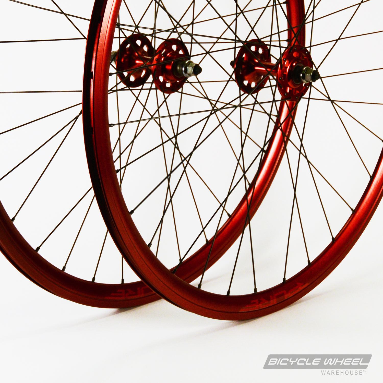 Pure Aero Red Fixed Single
