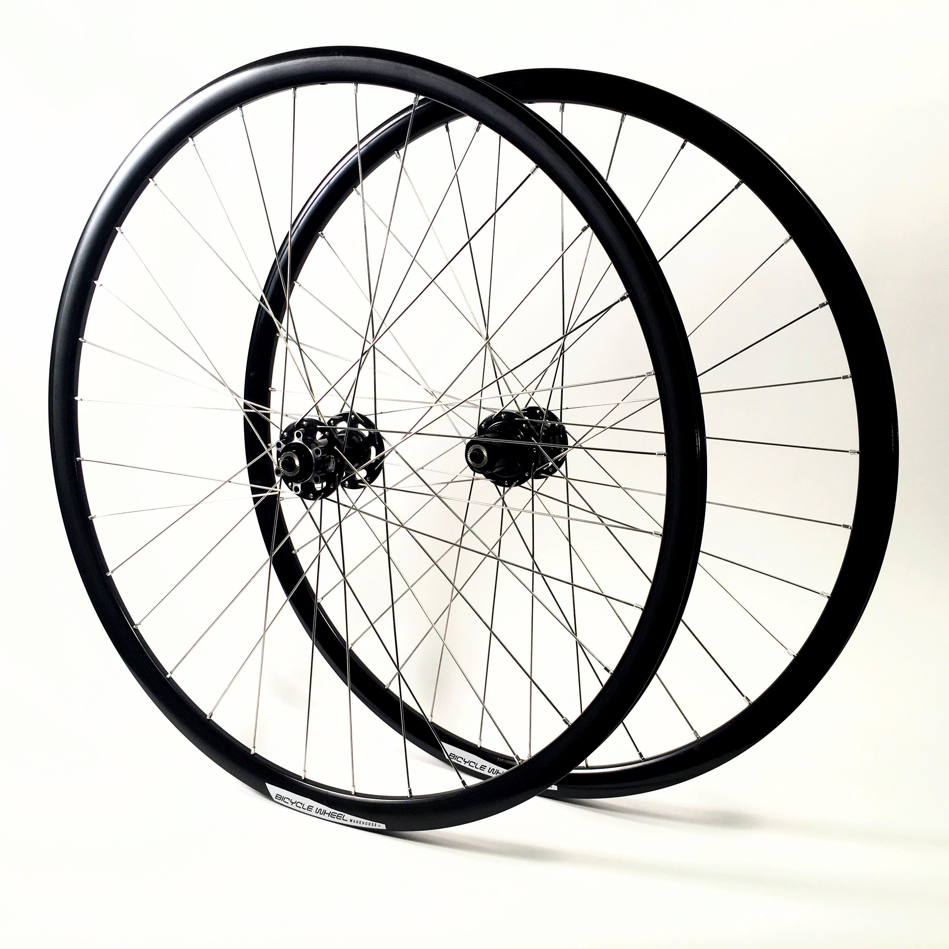 700c Disc Wheelset >> Road