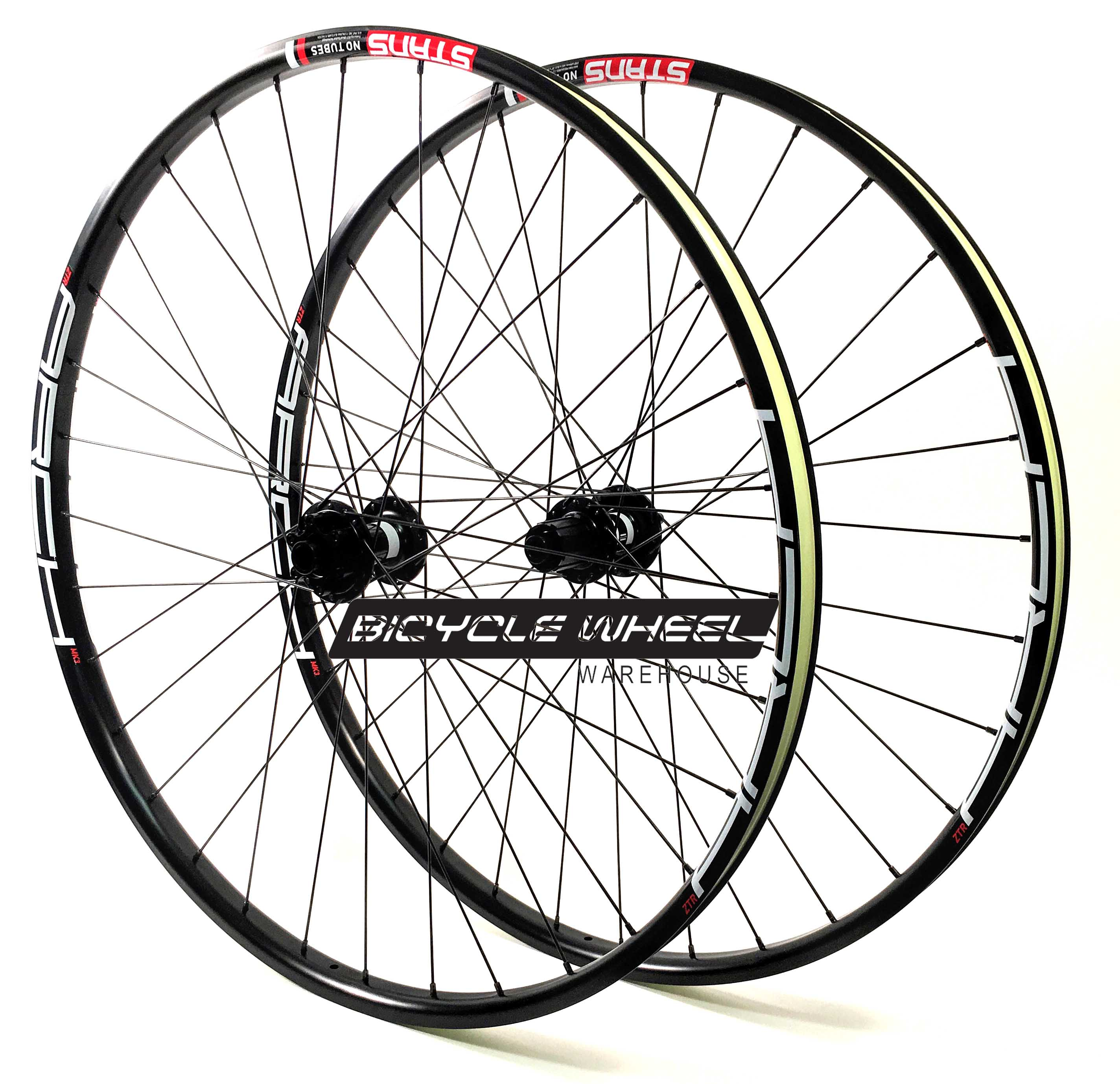 DT Swiss Competition Mountain Bike Wheel Set Stans Arch EX 27.5 Speed Tuned MTB